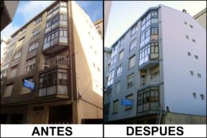 Rehabilitación y Reformas de Fachadas Lleida